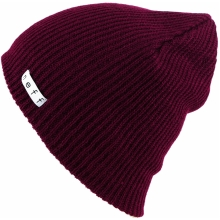 Шапка NEFF DAILY PORT BEANIE DARK PURPLE 504 марсала