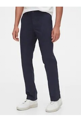 Брюки лляні GAP 5447010423 tapestry navy
