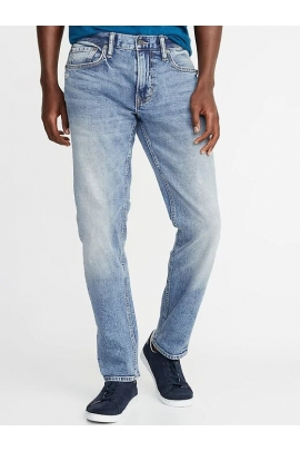 Джинси Old Navy 3926100023 Slim Built-In Flex Distressed