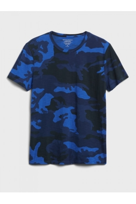 Футболка Banana Republic 6181180120 Navy Camo