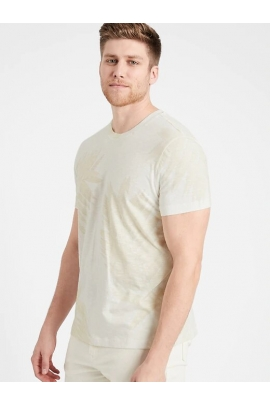Футболка Banana Republic 6297140020 White & Tan